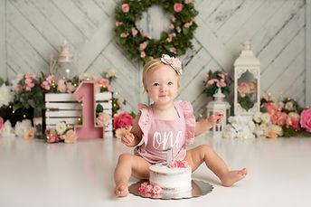 Plano Cake Smash Photographer