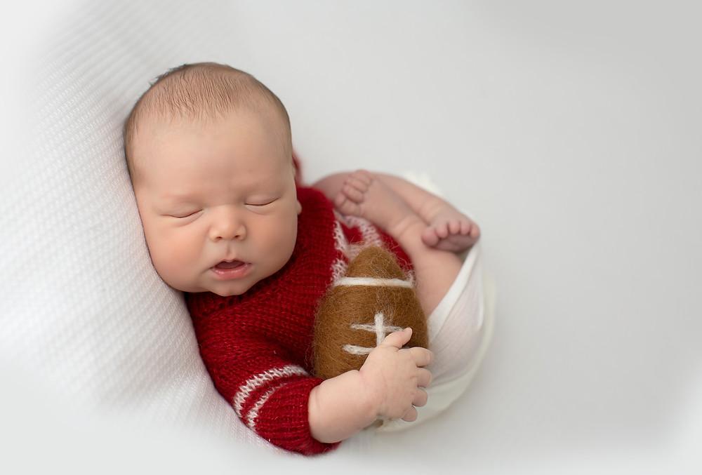 newborn photographer in Plano