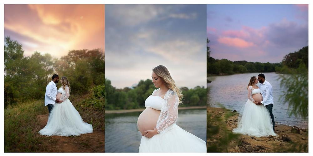 Frisco Maternity Portraits