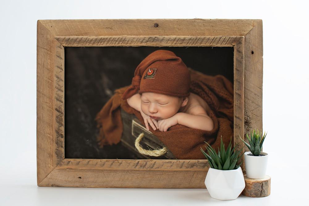 Frisco framed art photographer