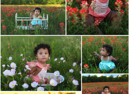 Brooklyn | Child Photographer in Frisco TX