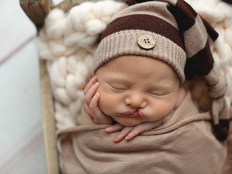 Frisco Newborn Photographers  |  Newborn Portraits {Samuel}