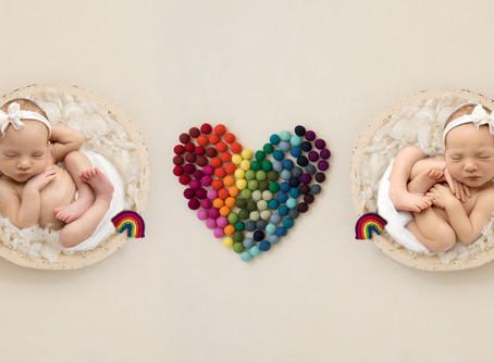 Creating Meaningful Newborn Portraits - Dallas newborn Photographer
