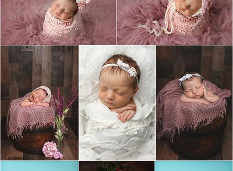 Frisco Newborn Photographer | Baby Avalynne | Courtney Morgan Photography