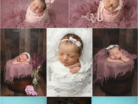Frisco Newborn Photographer | Baby Avalynne | Courtney Morgan Photography
