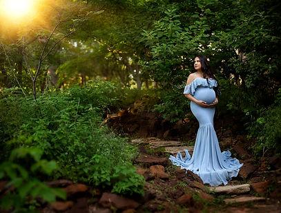 Denton Maternity Session