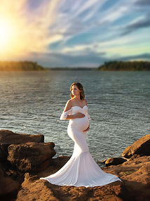 Frisco Outdoor Maternity Session