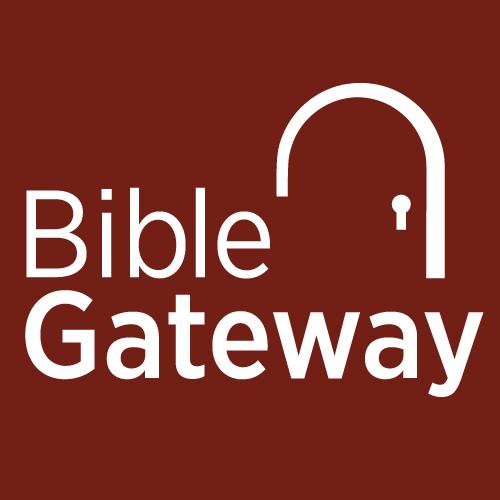 Logo for website Biblegateway.com