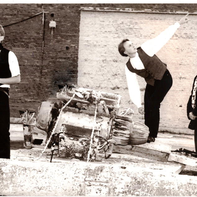 Disharmonikerna 1992 3