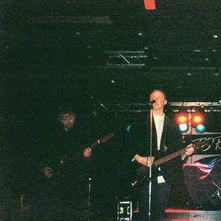 Disharmonikerna live 1995 8