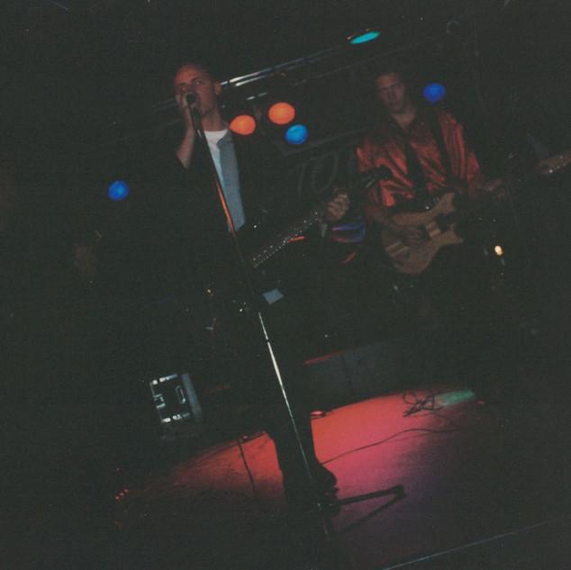 Disharmonikerna live 1995 7