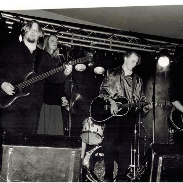Disharmonikerna live 1993 2