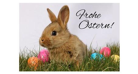 Frohe Ostern wünscht der ASIA SPORT e.V.