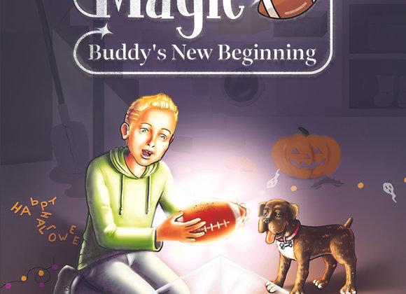 Football Magic Book