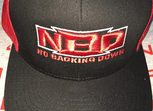 No Backing Down Hat