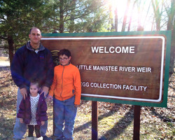 Manistee Weir