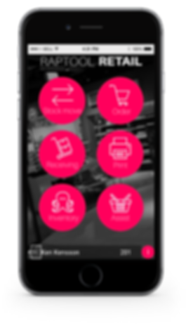 Best Retail Management App / Business Solution by Raptool