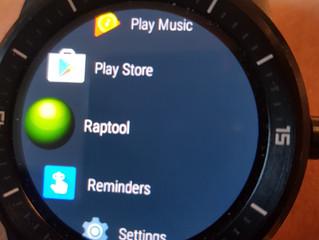 Android Wear 2.0 watchapprapiddevelopment