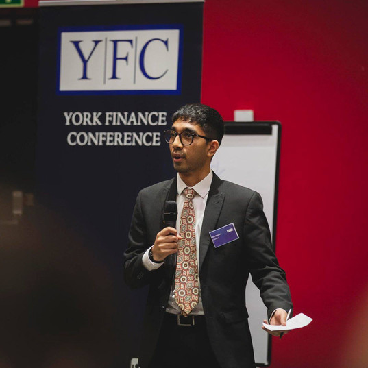 York Finance Conference 2019