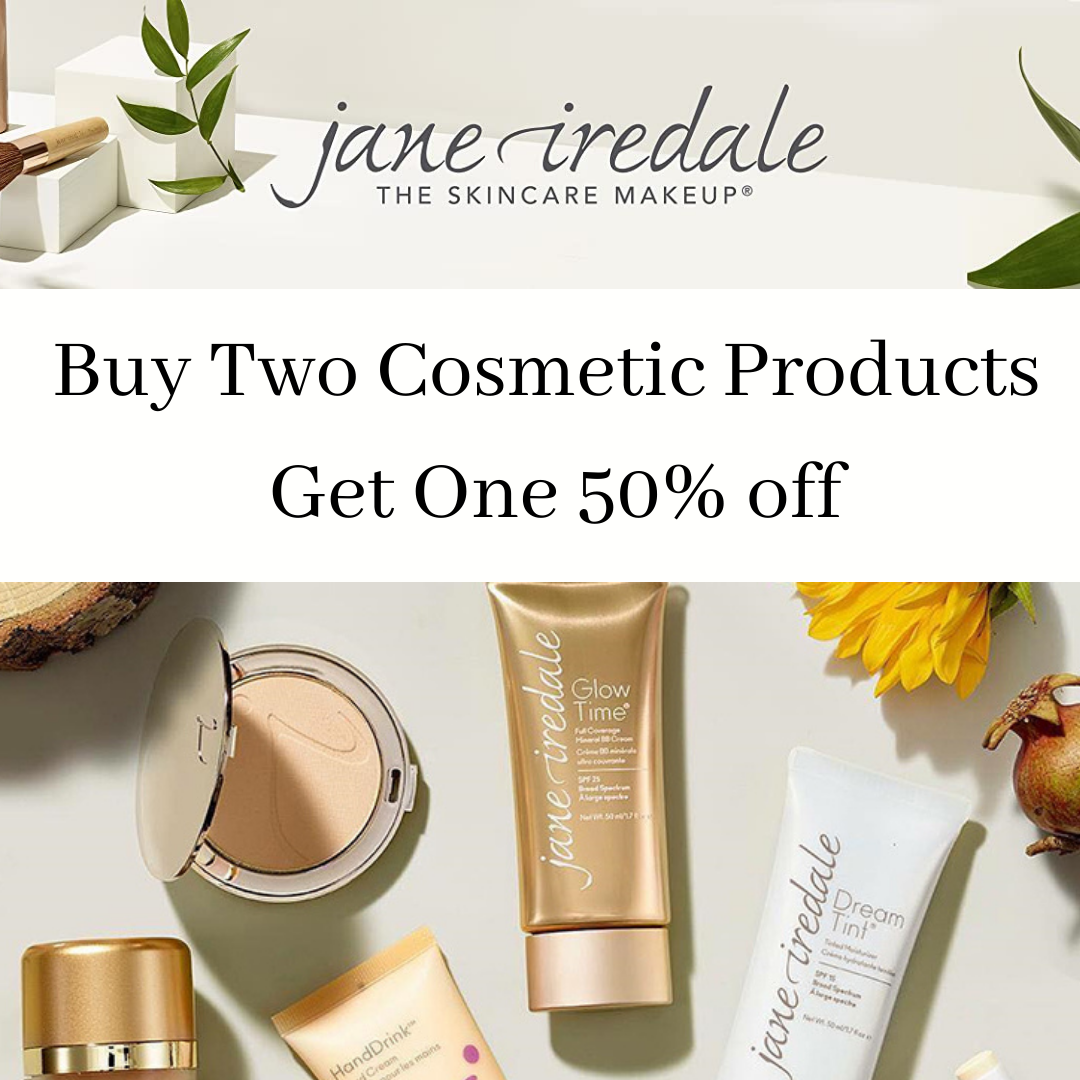Buy 2 jane iredale products