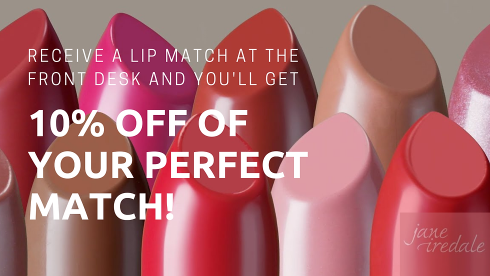 Receive a Lip Match at the Front Desk.pn