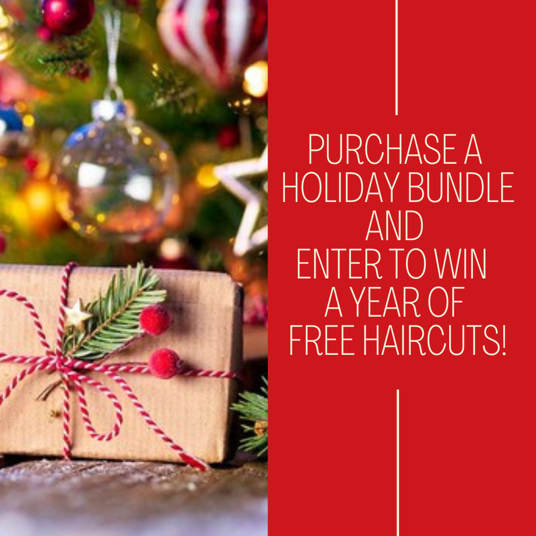 PURCHASE A HOLIDAY BUNDLE AND ENTER TO W