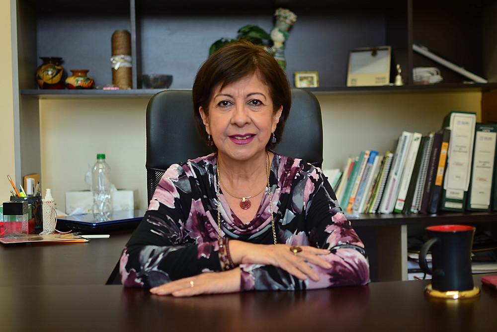 María Amparo Álvarez Castilla.