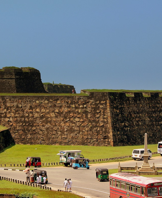 Galle Fort Walk & Spice Trade Experience