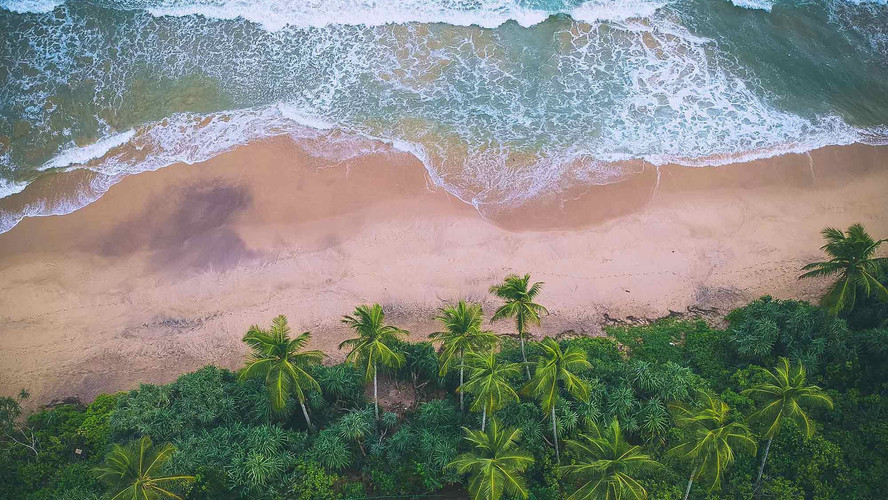 coconut-beach-srilanka-infinittravelluxu
