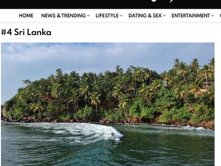 Travel 2020: Sri Lanka Featured in Popular Travel Sites