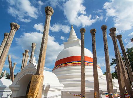 Ancient Wonders of Anuradhapura Sri Lanka