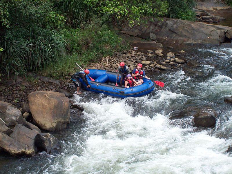 Kelani Ganga Rafting