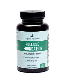 follicle foundation pill bottle