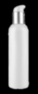 unlabeled bottle foam dispensor