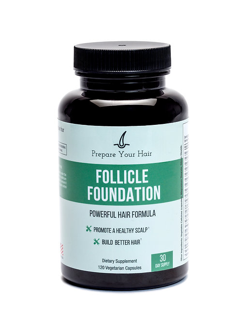 Follicle Foundation Bottle