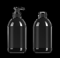 two black