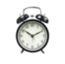 alarm clock set at 10:11