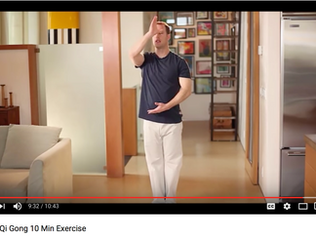 10min Qi Gong - Creative Energy Activation