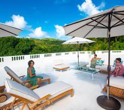 Relaxing on the roof top at Casa Alternavida, Rio Grande, Puerto Rico.jpeg