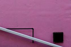 Abstract pink wall