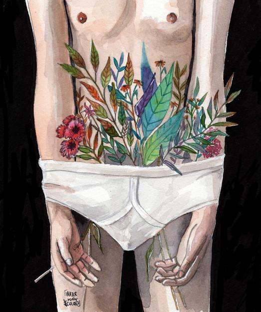 Naturaleza sensual II