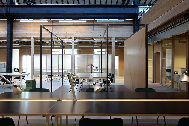 H7 aménagement intérieur mickael fabris  design espace Lyon 15
