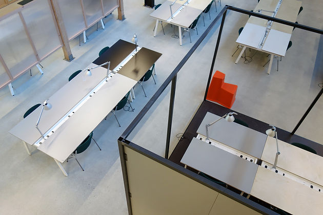 H7 aménagement intérieur mickael fabris  design espace Lyon 12
