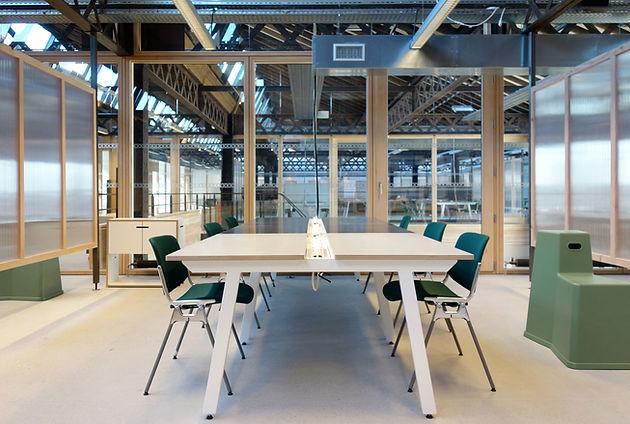 H7 aménagement intérieur mickael fabris  design espace Lyon 9