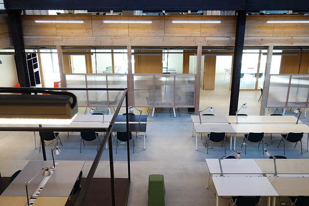 H7 aménagement intérieur mickael fabris  design espace Lyon 10