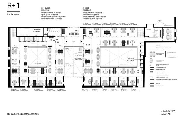 H7 aménagement intérieur mickael fabris  design espace Lyon 19