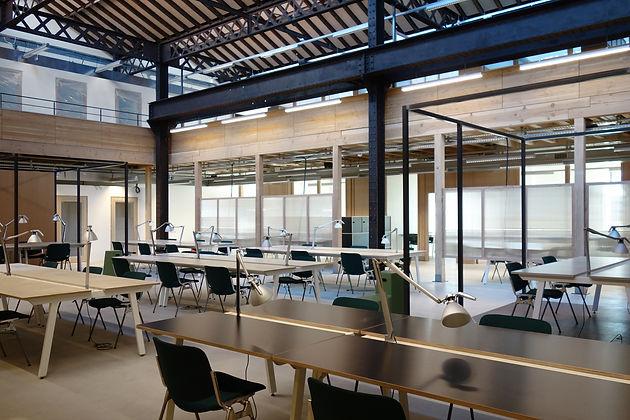 H7 aménagement intérieur mickael fabris  design espace Lyon 16