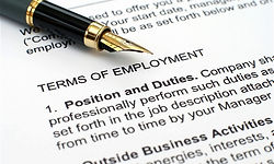 Employment Contract Law Firm Istanbul
