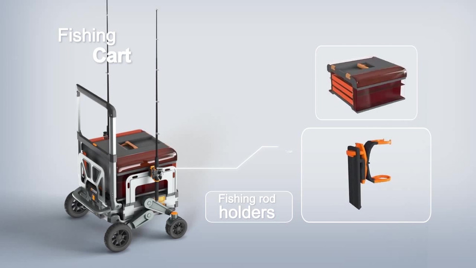 Erovr the last cart you will ever need