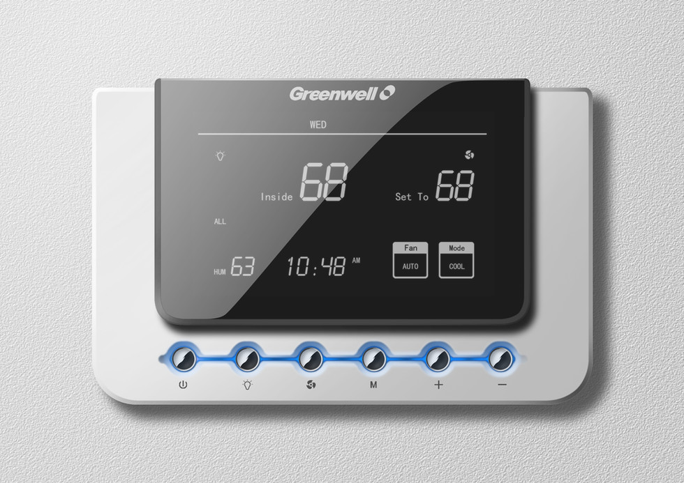 Greenwell thermostat